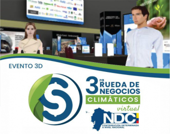 Tercera Rueda de Negocios Climática Virtual Ecuador