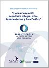 Tercer Seminario Académico: Hacia una relación económica integran entre América Latina y Asia Pacífico