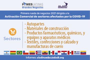 Rueda Activación Comercial dirigida a sectores afectados por la COVID-19