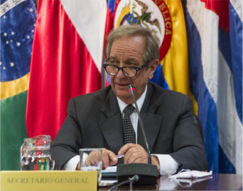 Secretario General ALADI Sergio Abreu