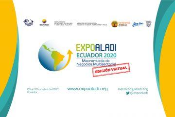 Comienza EXPO ALADI Ecuador 2020 - Edición Virtual: oportunidades comerciales para la región