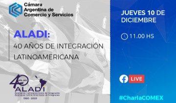 """La Secretaría General participó de la charla """"ALADI: 40 años de Integración Latinoamericana"""""""